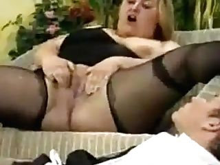 Uncommon Retro Piss Movie Scene - Bbw With Boy (from A 35mm Movie,...