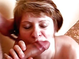 Horny Retro Mummy Excites From Old-school Oral Bang-out In Sixty...