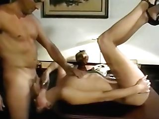 Super-cute Coed Gets Facehole And Analed - Cdi