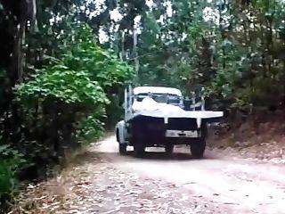 Seka Fucks On A Country Road