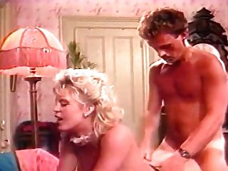 Antique Duo Fucking In Bedroom.