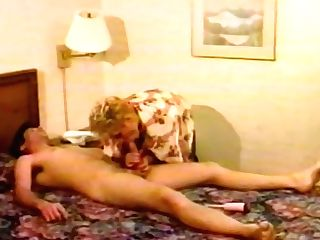 Submissive Boy For Brief Hair Cougar